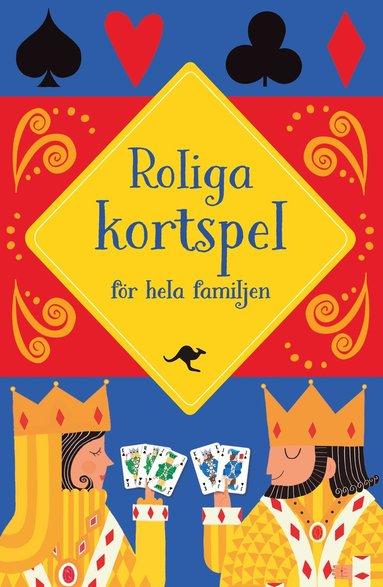 bokomslag Roliga kortspel för hela familjen