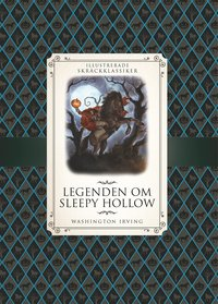 bokomslag Legenden om Sleepy Hollow