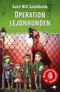 bokomslag Operation Lejonhunden