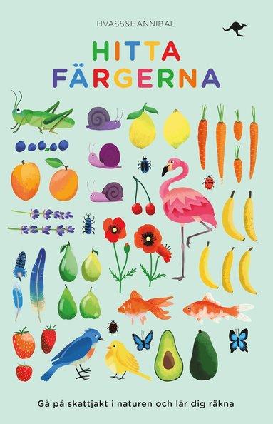 bokomslag Hitta färgerna