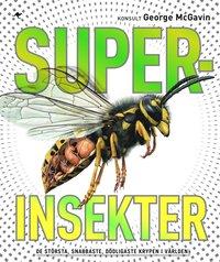 bokomslag Superinsekter