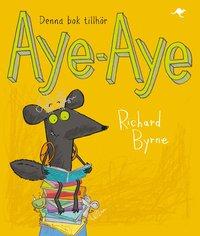 bokomslag Denna bok tillhör Aye-Aye