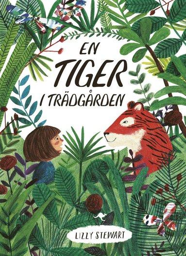 bokomslag En tiger i trädgården