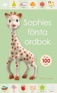 bokomslag Sophies första ordbok