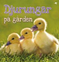bokomslag Djurungar på gården