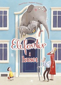 bokomslag Elefanter i huset