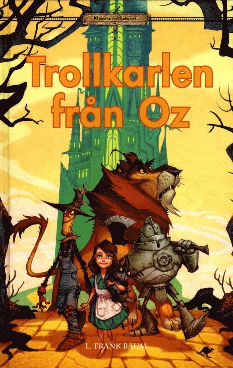 Trollkarlen från Oz 1