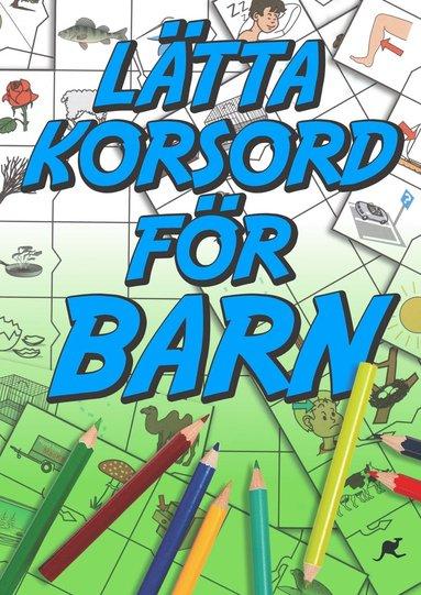 bokomslag Lätta korsord för barn