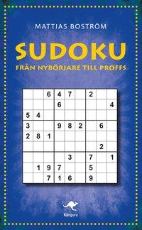 bokomslag Sudoku : från nybörjare till proffs