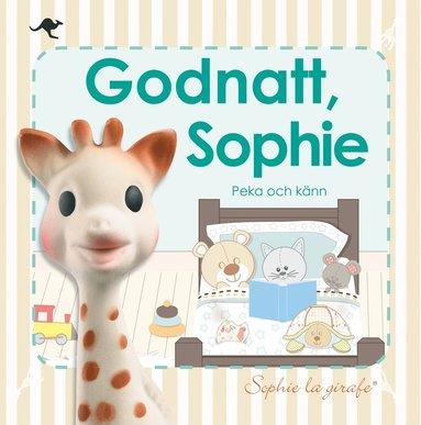 bokomslag Godnatt, Sophie - peka & känn