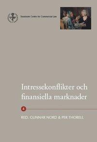 bokomslag Intressekonflikter och finansiella marknader