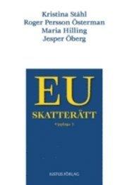 bokomslag EU-skatterätt