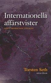 bokomslag Internationella affärstvister