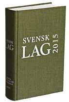 bokomslag Svensk lag 2015