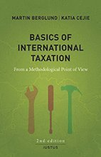 bokomslag Basics of International Taxation : from a methodological point of wiew