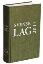 bokomslag Svensk Lag 2017