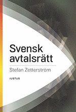 bokomslag Svensk avtalsrätt
