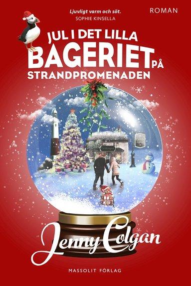 bokomslag Jul i det lilla bageriet på strandpromenaden