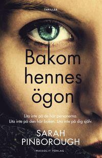 bokomslag Bakom hennes ögon