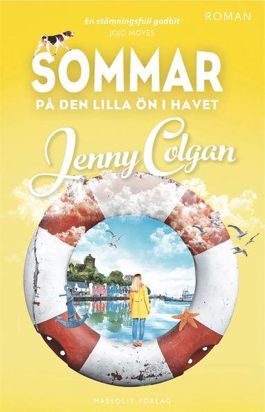 bokomslag Sommar på den lilla ön i havet