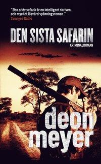 bokomslag Den sista safarin