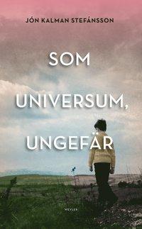 bokomslag Som universum, ungefär : en släktroman
