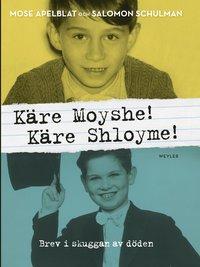 bokomslag Käre Moyshe! Käre Shloyme! : brev i skuggan av döden