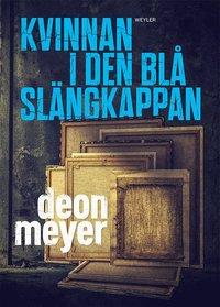 bokomslag Kvinnan i den blå slängkappan