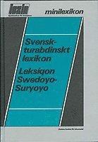 bokomslag Svensk-turabdinskt lexikon