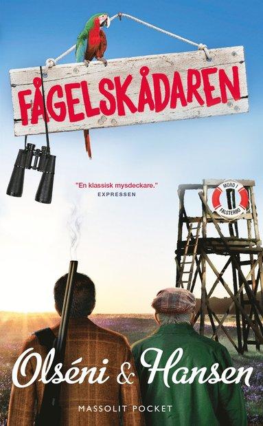 bokomslag Fågelskådaren