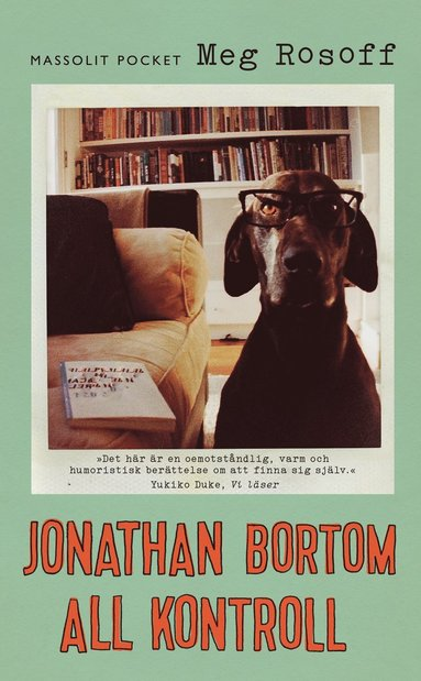 bokomslag Jonathan bortom all kontroll