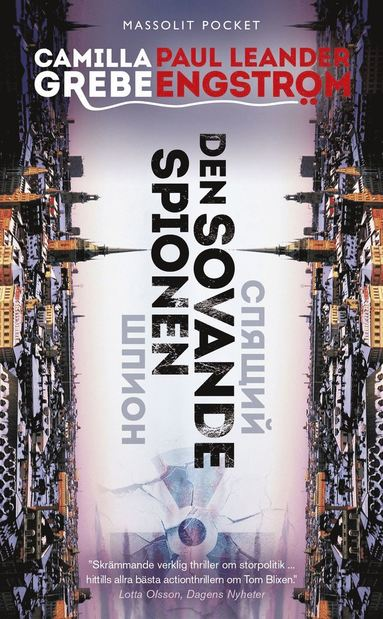 bokomslag Den sovande spionen