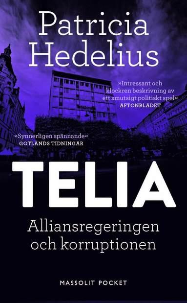 bokomslag Telia : alliansregeringen och korruptionen