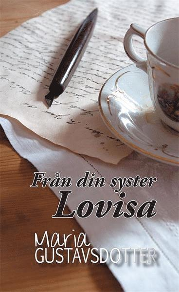 bokomslag Från din syster Lovisa