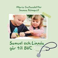 bokomslag Samuel och Linnea går till BVC