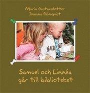 bokomslag Samuel & Linnea går till biblioteket