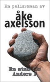 bokomslag En sten för Anders F