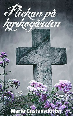 bokomslag Flickan på kyrkogården