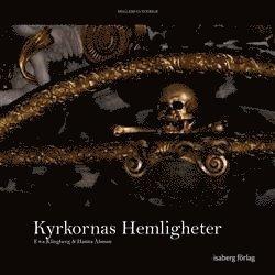 bokomslag Kyrkornas hemligheter : mellersta Sverige