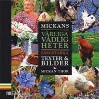 bokomslag Mickans vårliga vådligheter : färgstarka texter och bilder