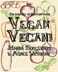 bokomslag Vegan Vegan!