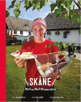 bokomslag Skåne - möten, mat, människor