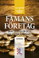bokomslag Fåmansföretag : skatteregler och skatteplanering