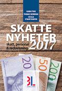 bokomslag Skattenyheter 2017