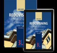 bokomslag Redovisning i bostadsrättsföreningar