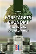 bokomslag Företagets ekonomi : handbok för icke-ekonomer