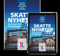 bokomslag Skattenyheter 2018