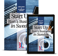 bokomslag Start up & run business in Sweden