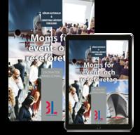 bokomslag Moms för event- och reseföretag : en praktisk vägledning