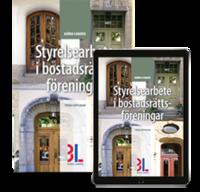 bokomslag Styrelsearbete i bostadsrättsföreningar